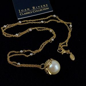 NWOT! Joan Rivers Necklace Classics Collection